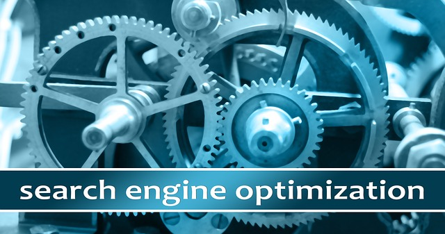 search engine optimization gears turning